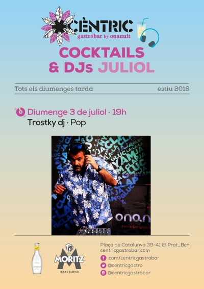 Cocktails & Djs_ Trostky!