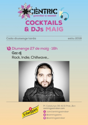 Cocktails & Djs_ Gzz!