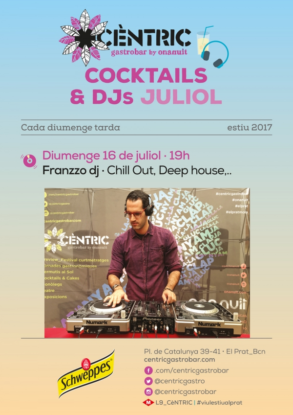 Cocktails & Djs_ Franzzo dj