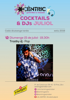 Cocktails & Djs_ Trostky dj