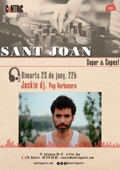 Sant Joan by Jackie dj alone!