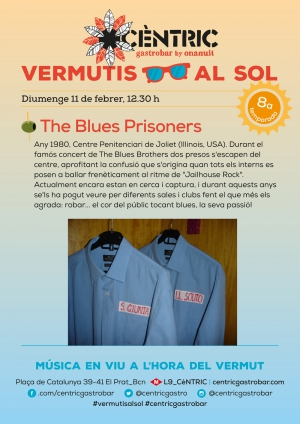 Vermutis al Sol_ The blues prisoners