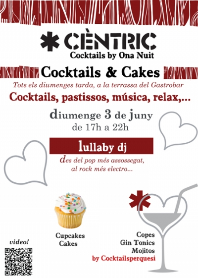Cocktails & Cakes_ Lullaby dj